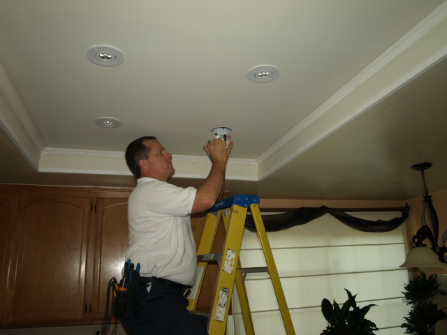 Newbury Park Lighting Recessed Lighting Installation