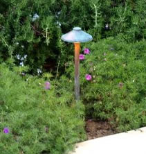 Newbury Park Lighting Landscape Lighting Mushroom Light