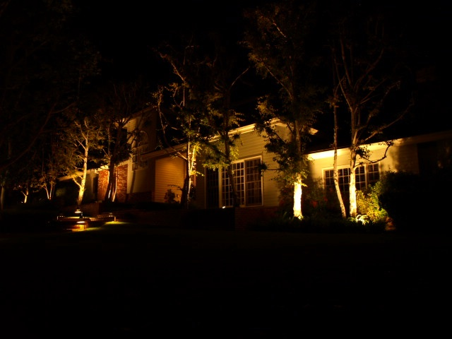 Newbury Park Lighting Dramatic  Outdoor Lighting Lights