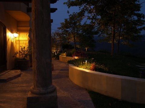 Newbury Park Lighting Outdoor Lights
